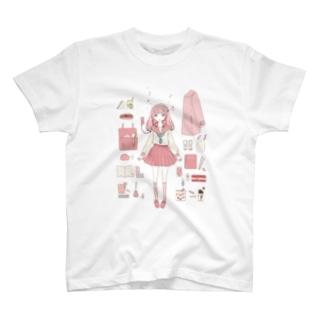 乙女の内訳 T-shirts