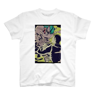 Mad dog man T-shirts