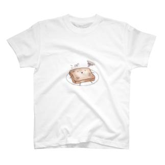 食パン(焦げ) T-shirts
