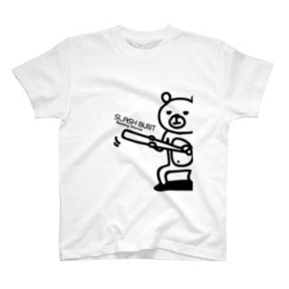 クマのバスター Tシャツ