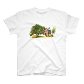 おしごと動物Tシャツ T-shirts
