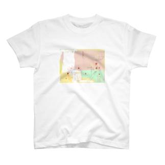 血かくか瓶 T-shirts