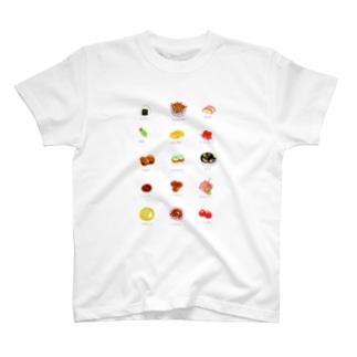 お弁当のおかず T-shirts