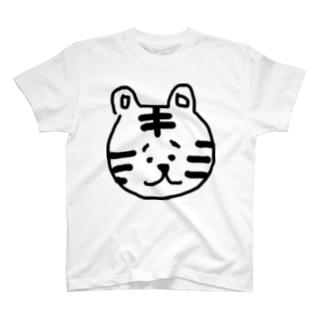虎ちゃん T-shirts