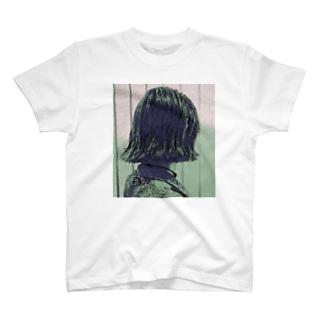 shampooパッツン T-shirts