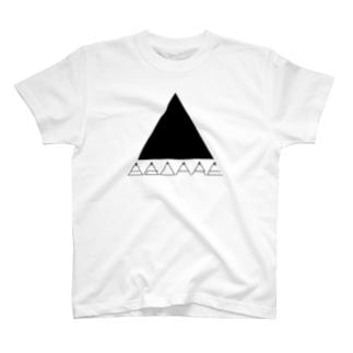 ▲  ≠ SQUARE T-shirts