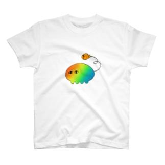 れいんぼーでんきゅう。 T-shirts
