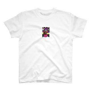 鳥人ベースボール コロン T-shirts