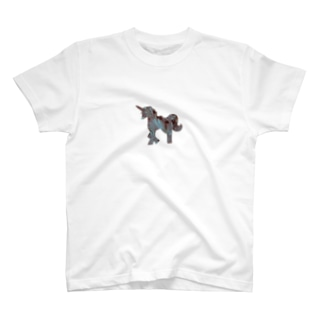 Aqua UNICORN T-shirts