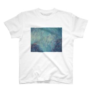海辺の生息地 T-shirts