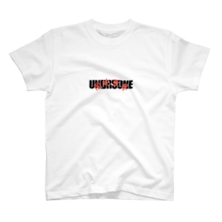 undrsoneロゴ T-shirts