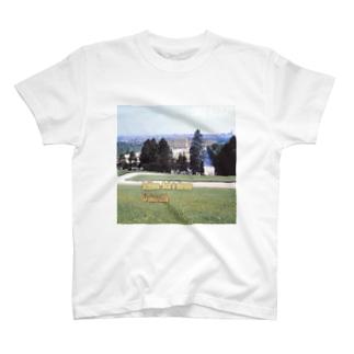 オーストリア:シェーンブルン宮殿 Austria: Schloss Schönbrunn / Wien T-shirts