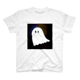 おばけくん T-shirts
