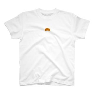 ちょこっとお絵描きしめじ T-shirts