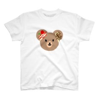 くまモカ T-shirts
