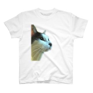 わがはいは猫であるぞ。 T-shirts
