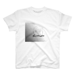 手のひらに花*花 T-shirts