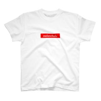 melancholic T-shirts