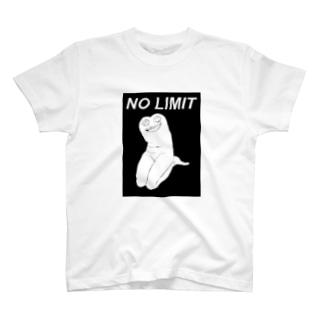 NO LIMIT T-shirts