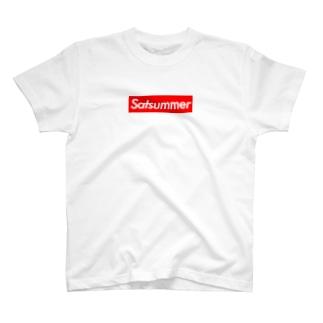 Satsummer(red) T-shirts