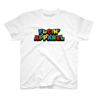 SUPER Fuckin'Apparel  T-shirts