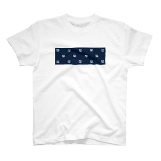 クロスにゃん:クロスウォーク広報のにゃーーーーーーーん T-shirts