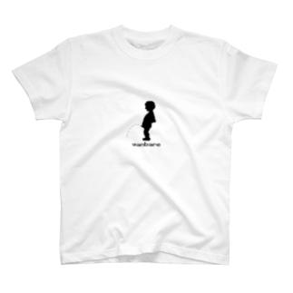 がんばれアダルトビデオ ジェットキャップ T-shirts