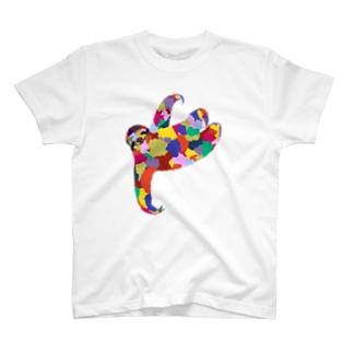 ナマケモノ T-shirts