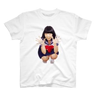 アイドルJK Tシャツ