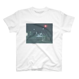 Nchu_Red T-shirt T-shirts