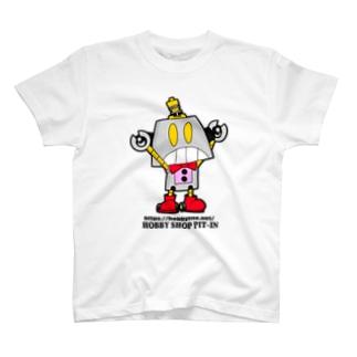 Bot君のアイテム T-shirts