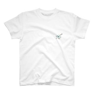 独り立ち T-shirts