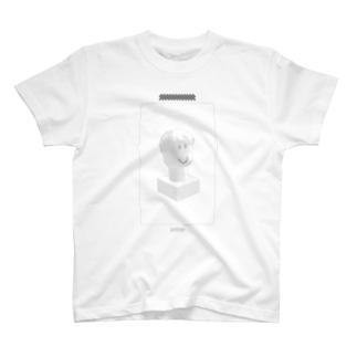 #ffffff T-shirts