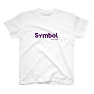 仮想通貨 Symbol T-shirts