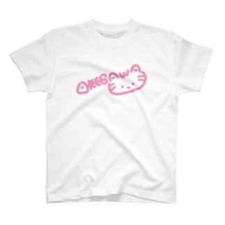 okegawaneko T-shirts