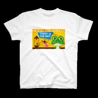 brakuroの脱・井戸の底 T-shirts