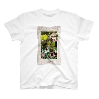 猫ポックルのおうち T-shirts