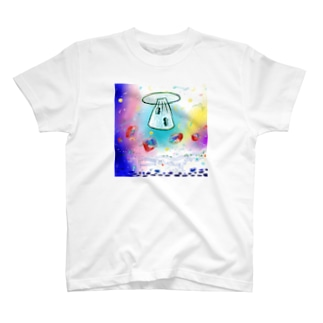 ELF : 聖彩 T-shirts