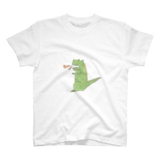きょうりゅうくん T-shirts