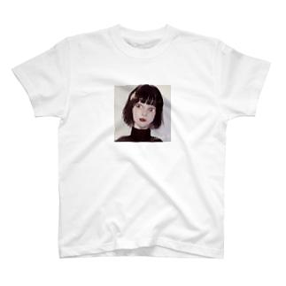 あらかわこのイラストアイテム T-shirts