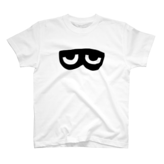 目のデザイン T-shirts