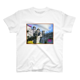 ポルトガル:ぺーナ宮殿の風景写真 Portugal: Palácio Nacional da Pena / Sintra T-shirts