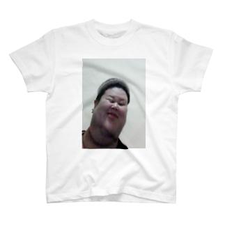 親キャットトゥーン T-shirts