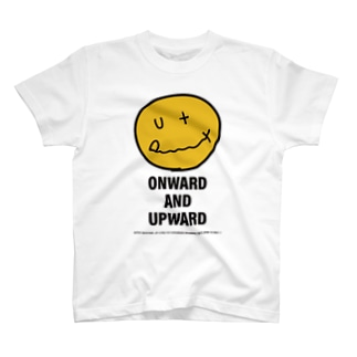 ONWARD AND UPWARD T-shirts