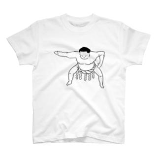 どすこいどすこい T-shirts