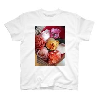 薔薇のリズム感♪ T-shirts