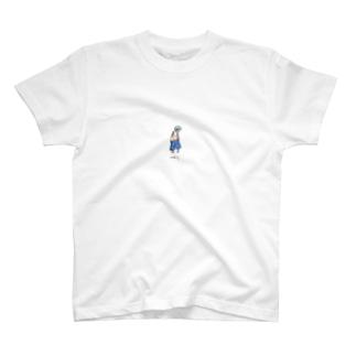 おしり少女 T-shirts