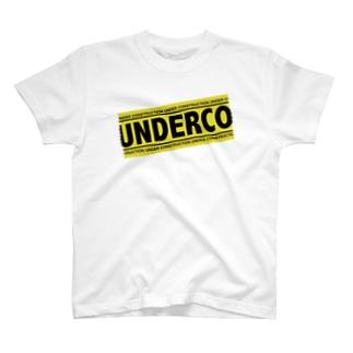 UNDER CONSTRUCTION T-shirts
