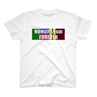 NOMURA-ism FOREVER BACK-S T-shirts