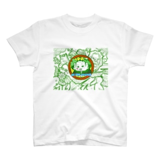 Be the change!福助 T-shirts